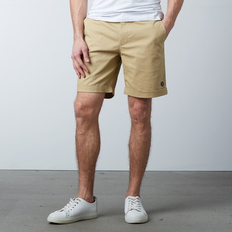The Jimmy Short // Tan (S)