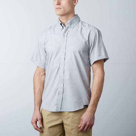 The Milo Shirt // Gray (S)