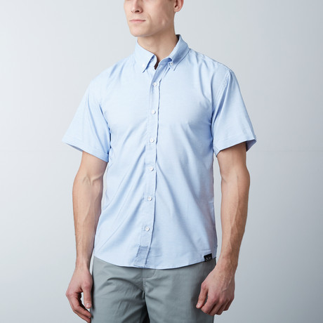 The Milo Shirt // Blue (S)