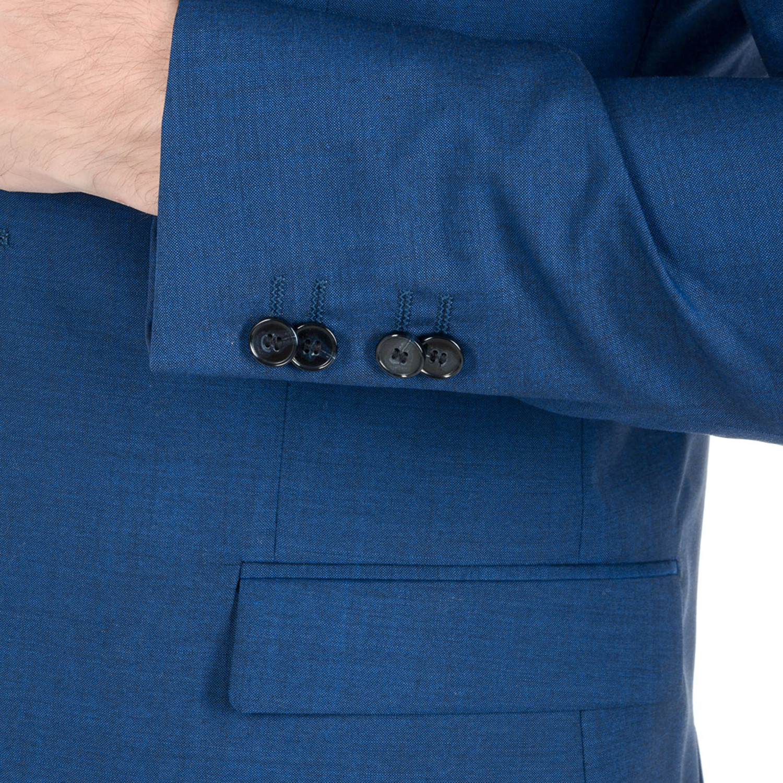 a00f86da1 Adris 4 Heibo 3 Suit // Blue (Euro: 48) - Hugo Boss - Touch of Modern