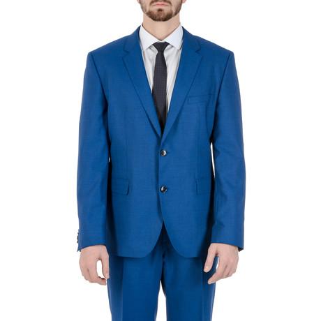 Jeffrey Simmons Suit // Blue