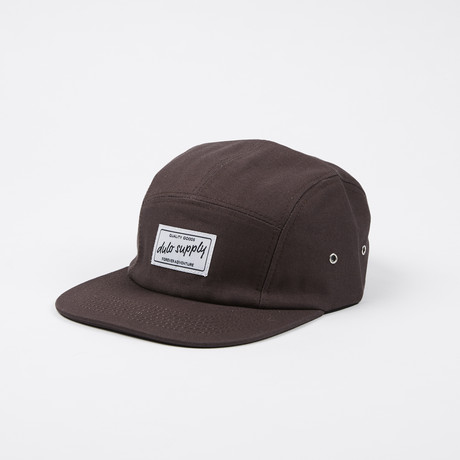 The Camper Hat // Blue