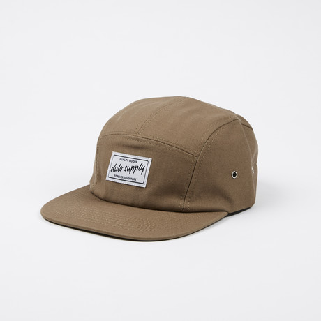 The Camper Hat // Olive