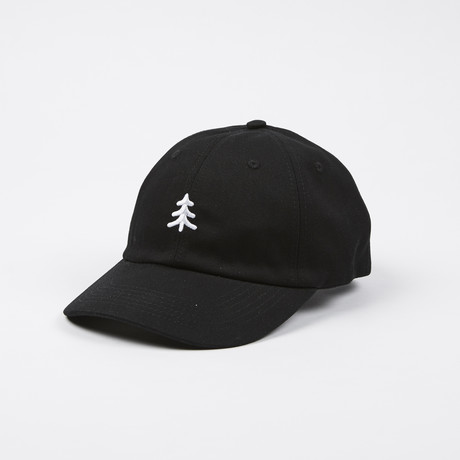 The Spruce Hat // Black