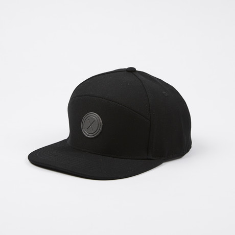 The Timber Hat // Black