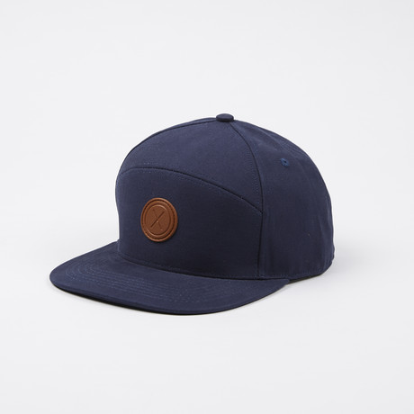 The Timber Hat // Blue