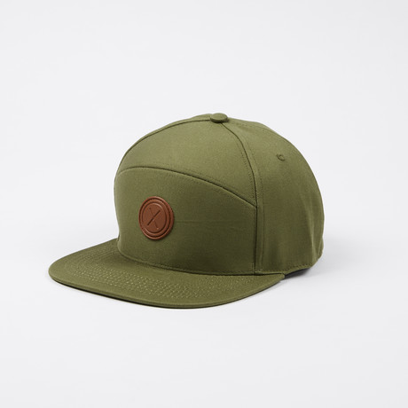 The Timber Hat // Green
