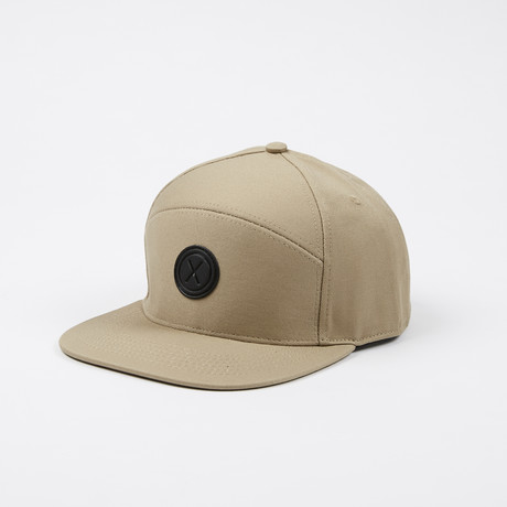 The Timber Hat // Tan