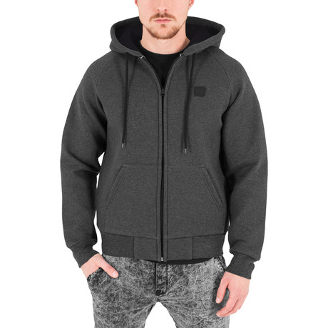 Thermo Zip Hoody // Charcoal (S)