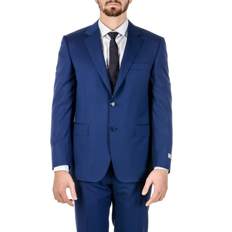 Grayers Dobby Suit // Blue (Euro: 50)