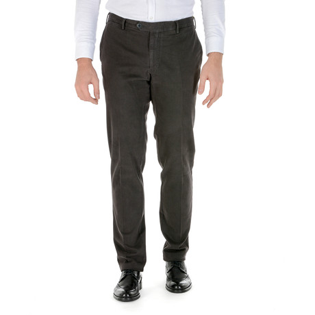 Jean Canali Pants // Dark Grey (Euro: 52)