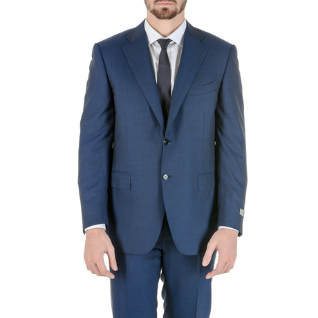 Koy Canali Suit // Navy (Euro: 52)