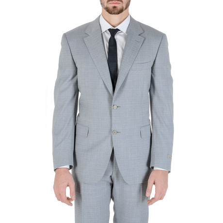 Ismael Suit // Light Grey (Euro: 54)