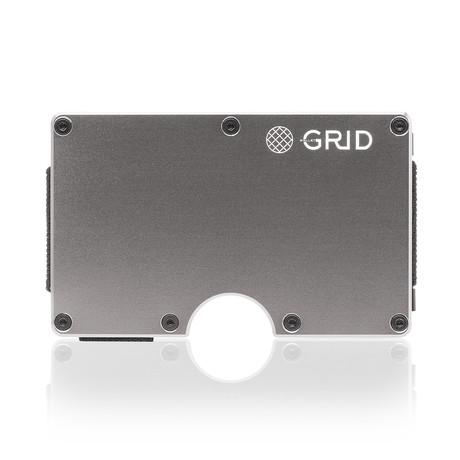 GRID Wallet // Titanium
