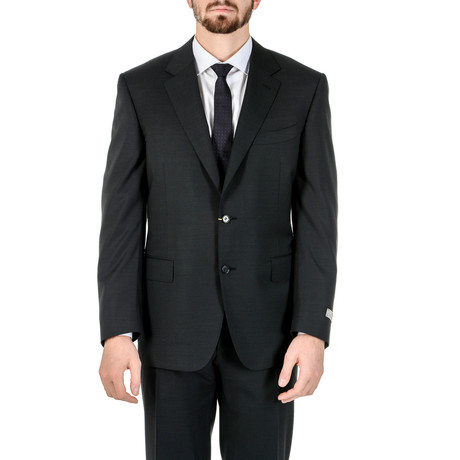 Grayers Dobby Suit // Black (Euro: 54)