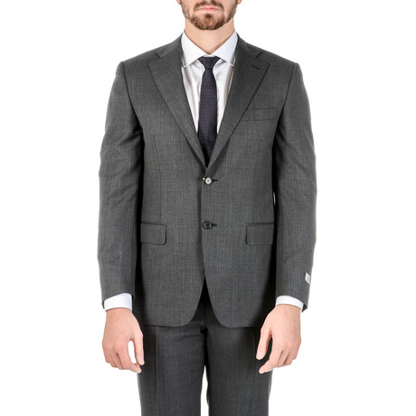 Zeke Suit // Dark Grey (Euro: 48)