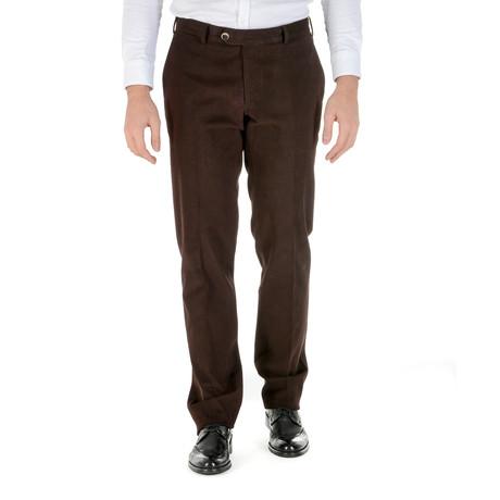 Cruz Pants // Brown