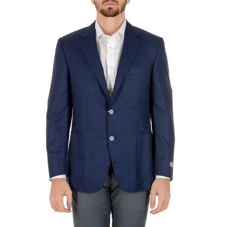 Maddox Jacket // Blue (Euro: 52)