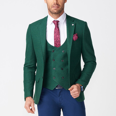 Pierre Jacket // Green (Euro: 44)
