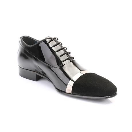 Charlie Dress Shoes // Black (Euro: 39)