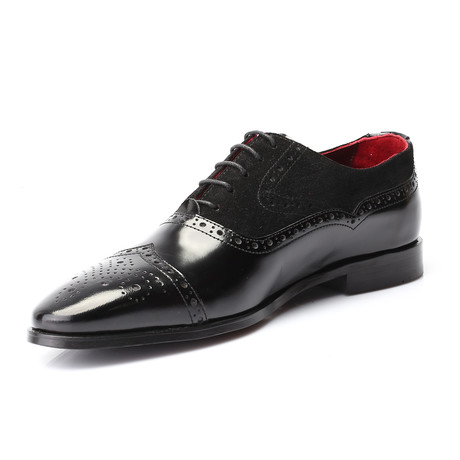 Alexander Dress Shoes // Black (Euro: 40)
