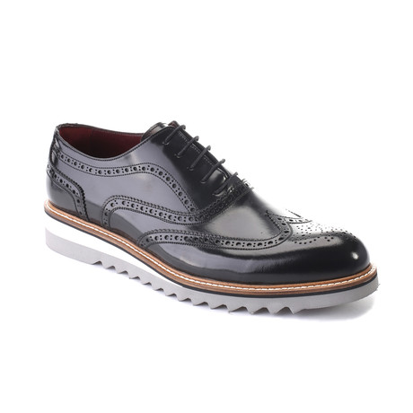 Theodore Dress Shoes // Black (Euro: 39)