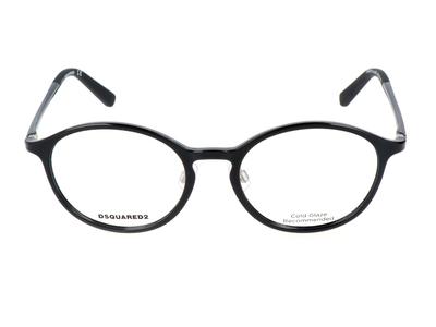 Photo of Diesel & Dsquared2 Designer Optical Frames Dsquared2 // Juniper Frame // Black by Touch Of Modern