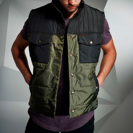 Lapin Vest // Green (XS)