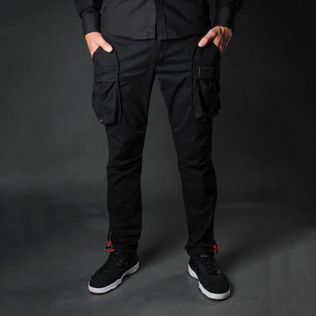 Danshov Pant // Black (31WX30L)