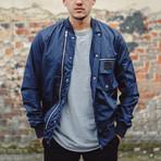 Amelin Jacket // Blue (XS)