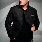 Zhabin Jacket // Black (XS)
