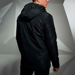 Vanzin Jacket // Black (XS)