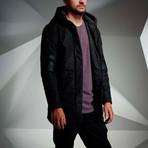 Marin Jacket // Black (XS)