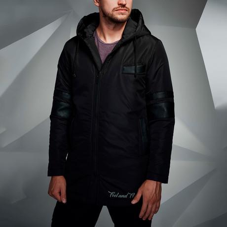 Marin Jacket // Black