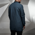 Zorin Bomber // Blue (XS)