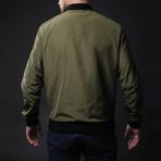 Bobrik Bomber // Green (XS)