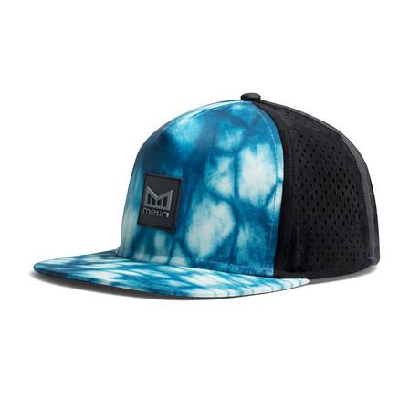 The Nomad // Blue Shibori