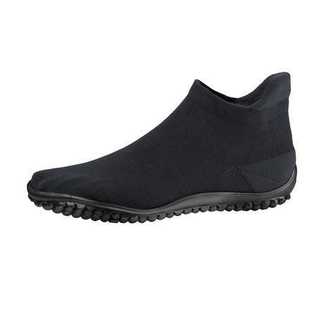 Barefoot Sneaker // Black (Size XS // 4.5-5)