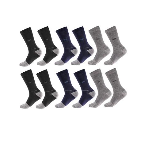 MP Magic Socks // Assorted // Crew // Set of 6