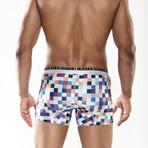 Hipster Boxer // Pixels (XL)