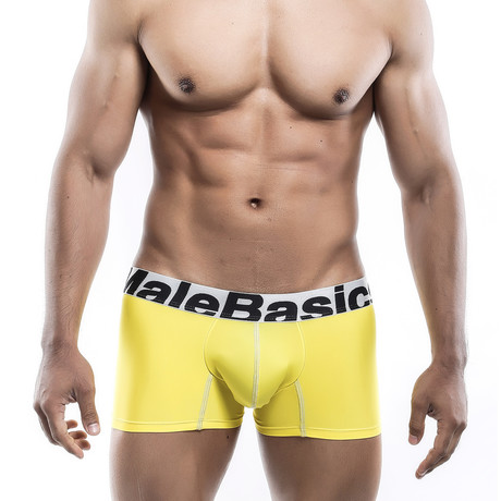 Microfiber Trunk // Yellow (S)
