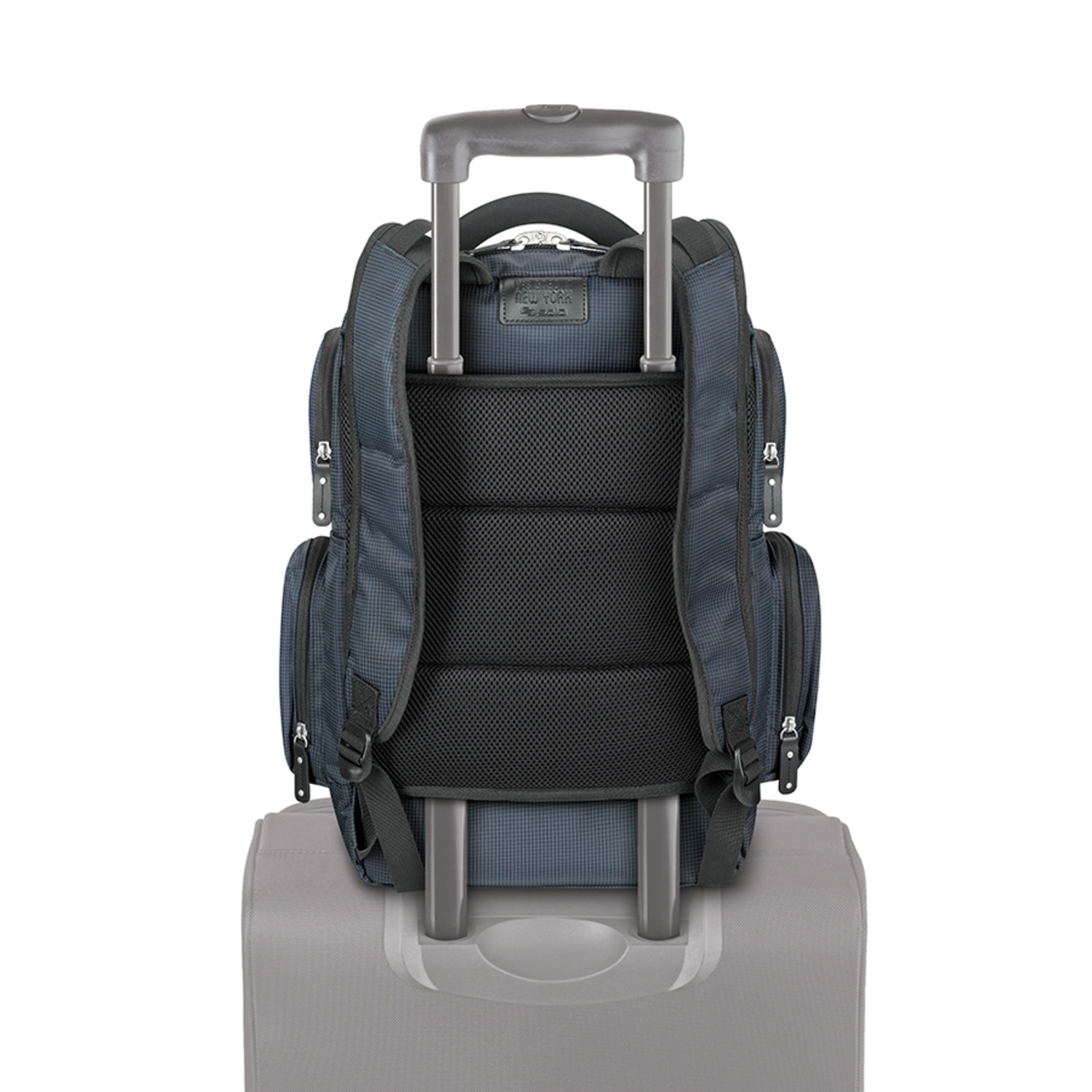 Lexington Backpack Grey Solo Touch Of Modern