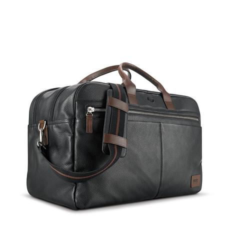 Bayside Leather Duffel