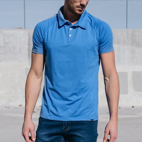 Havok Polo // Blue