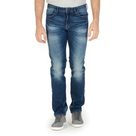 Hugo Boss // Barcelona Jeans // Blue