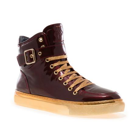 Sullivan24 Shoe // Burgundy Patent (US: 7)