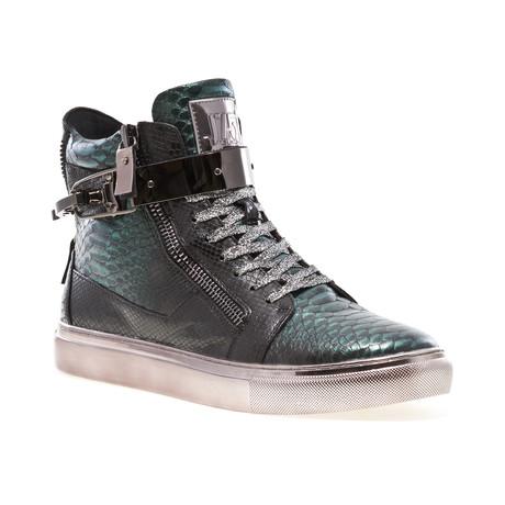 Zeus Sneaker // Green Viper (US: 7)