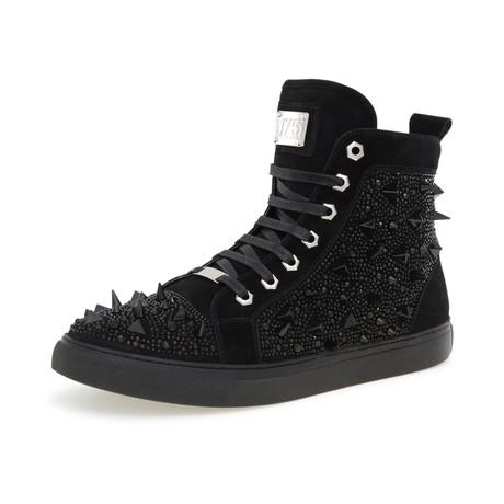 Zambia Sneaker // Black (US: 7)