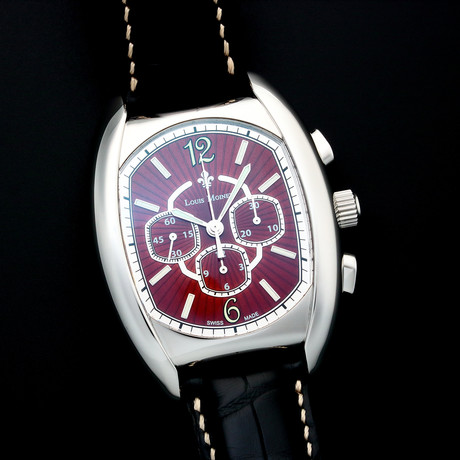 Louis Moinet Chronograph Manual Wind // Limited Edition // NM10 // Pre-Owned