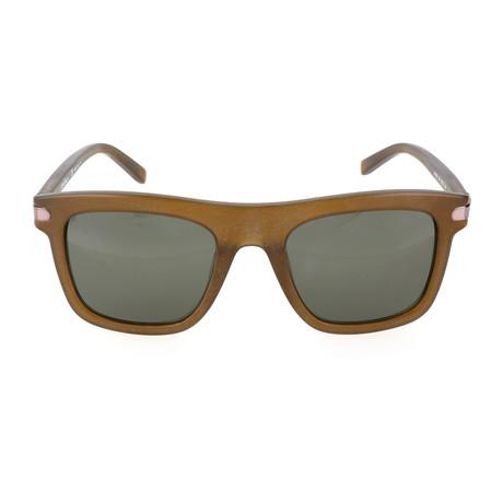 Men's SF785S Sunglasses // Brown Olive Matte